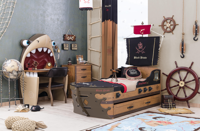 Une chambre de pirate -